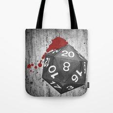 Dirty Dice Tote Bag