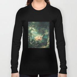 "Homage to Fragonard, ""The Swinging Stormtrooper"". Long Sleeve T-shirt"