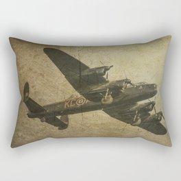 Avro Lancaster  Rectangular Pillow