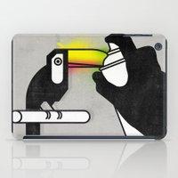 toucan iPad Cases featuring Toucan by martiszu