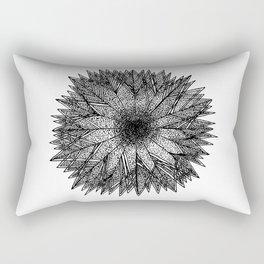 Ribbon Star Rectangular Pillow