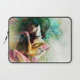 Self-Loving Embrace Laptop Sleeve