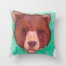 The Spirit of Indulgence Throw Pillow