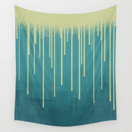DROPS / pool Wall Tapestry