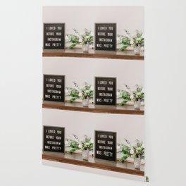Life on insta Wallpaper