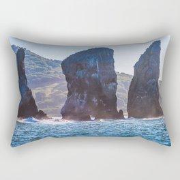 Kamchatka, Three brothers Rectangular Pillow