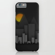 Heat Behind The Mountains Slim Case iPhone 6s