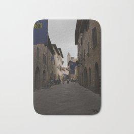 Cobble Stone Streets of Italy Bath Mat