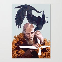Ragnar's Choice Canvas Print