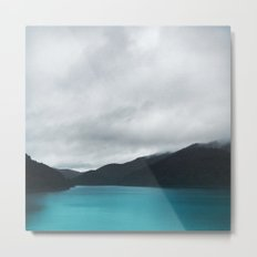 The Waters And The Wild Metal Print