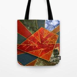 Abstract #330 Tote Bag