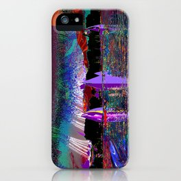sailing today iPhone Case