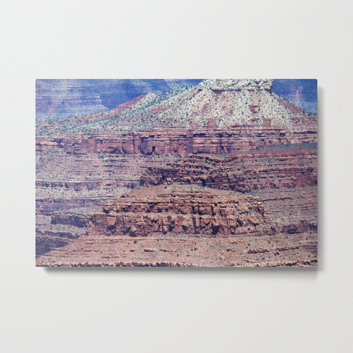 Colors of Grand Canyon Metal Print