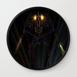 Decepticons Rise! Wall Clock