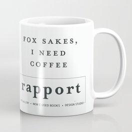 Rapport fox Coffee Mug