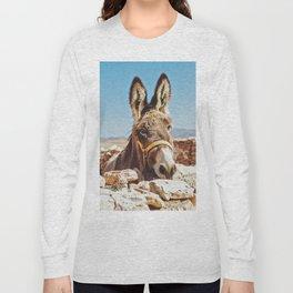 Donkey photo Long Sleeve T-shirt
