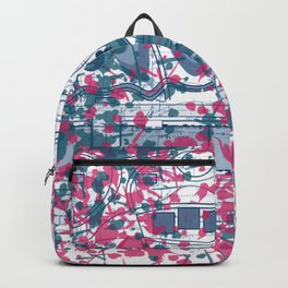 Abstract pattern 25 Backpack