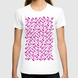 Control Your Game - Tradewinds Fuschia T-shirt