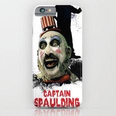 Captain Spaulding: Monster Madness Series iPhone 6s Slim Case