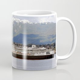 Vancouver Harbour - Canada Coffee Mug