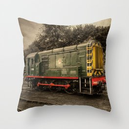 Severn Valley Gronk Throw Pillow