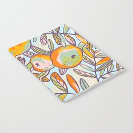 Bright apples Notebook