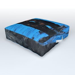 Port St. Joe Marina view 4 Outdoor Floor Cushion