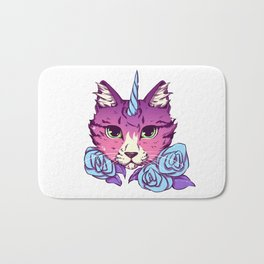 Magical Cat Bath Mat