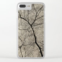 mark2 Clear iPhone Case
