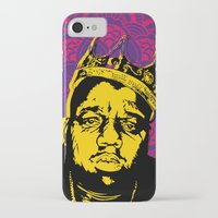 notorious big iPhone & iPod Cases featuring The Notorious BIG by 50mlDesigns