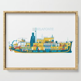 BELAFONTE - The Life Aquatic with Steve Zissou Serving Tray