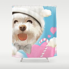 Your Smile Shower Curtain