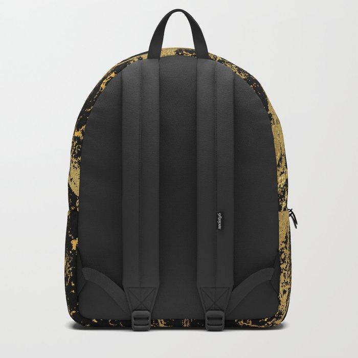 Night marble glitz Backpack