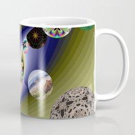 Tunnel Ball Coffee Mug