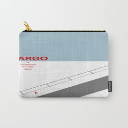 Fargo minimalist poster Carry-All Pouch
