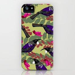 tui mustard iPhone Case