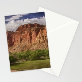 Capitol Reef National Park Stationery Cards