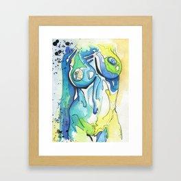 Babe #6 Framed Art Print
