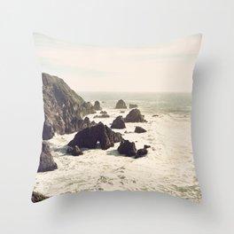 bodega bay. Throw Pillow