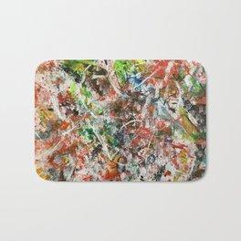 Abstract Art 1002 Bath Mat