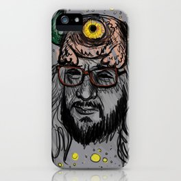 """""""Tied to a Star"""" by Kristin Frenzel iPhone Case"""
