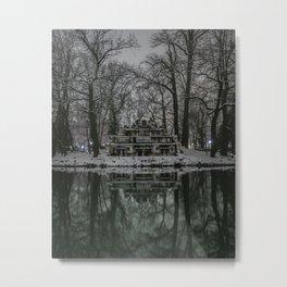 Parco Ducale Metal Print