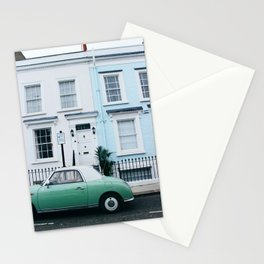 Notting Hill Door Fronts Stationery Cards