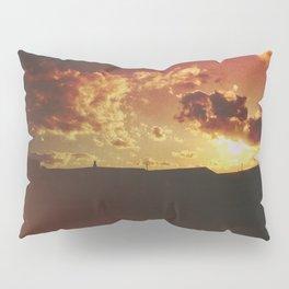Burnt Sunrise Pillow Sham
