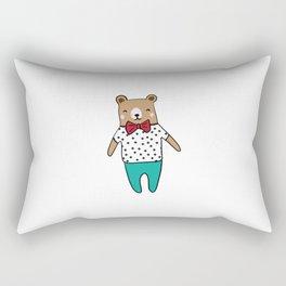 Cute little bear Rectangular Pillow