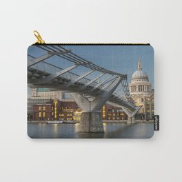 St Pauls Cathedral London Carry-All Pouch