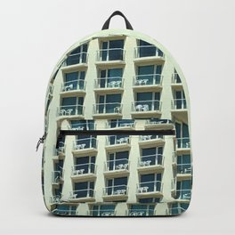 Tel Aviv - Crown plaza hotel Pattern Backpack