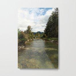 Auerbach Oberaudorf 2 Metal Print