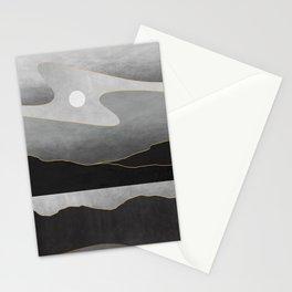 Minimal Landscape 07 Stationery Cards