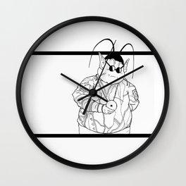 King 'Coogi' Kai Wall Clock